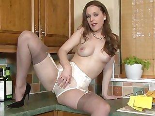 Sweet sexy nerd porn pic