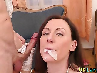 opinion milf getting facial think, that
